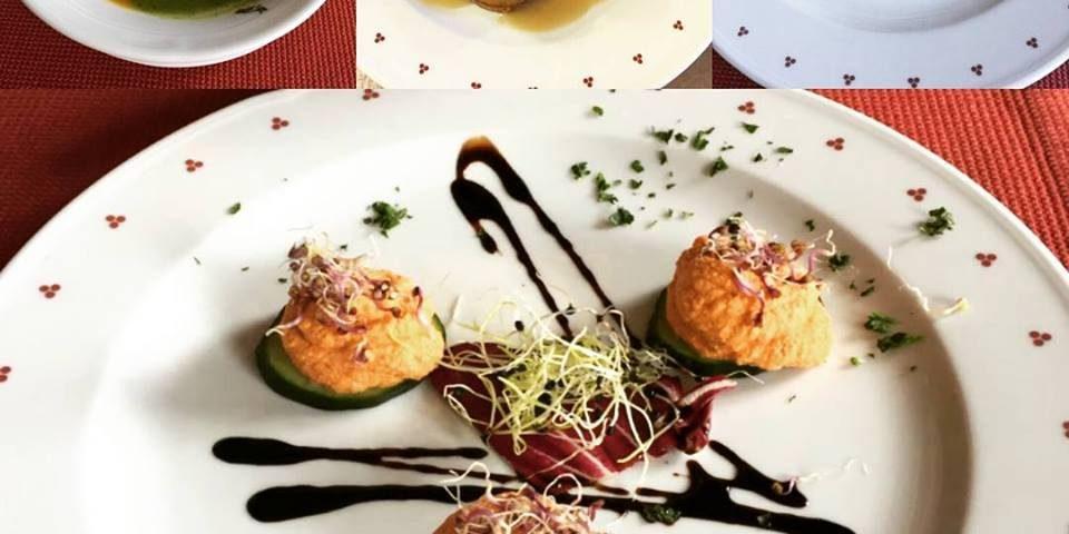 Hrana restorana kleti BOLFAN od EKO namirnica
