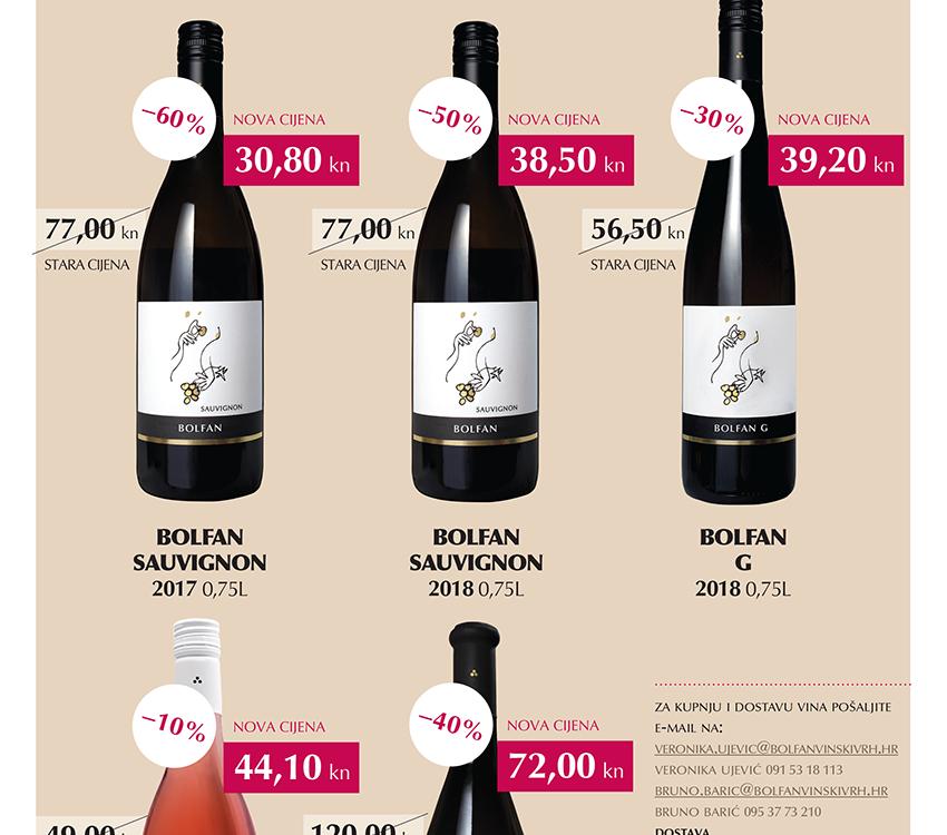 Zimska ponuda vina BVV 12.2020