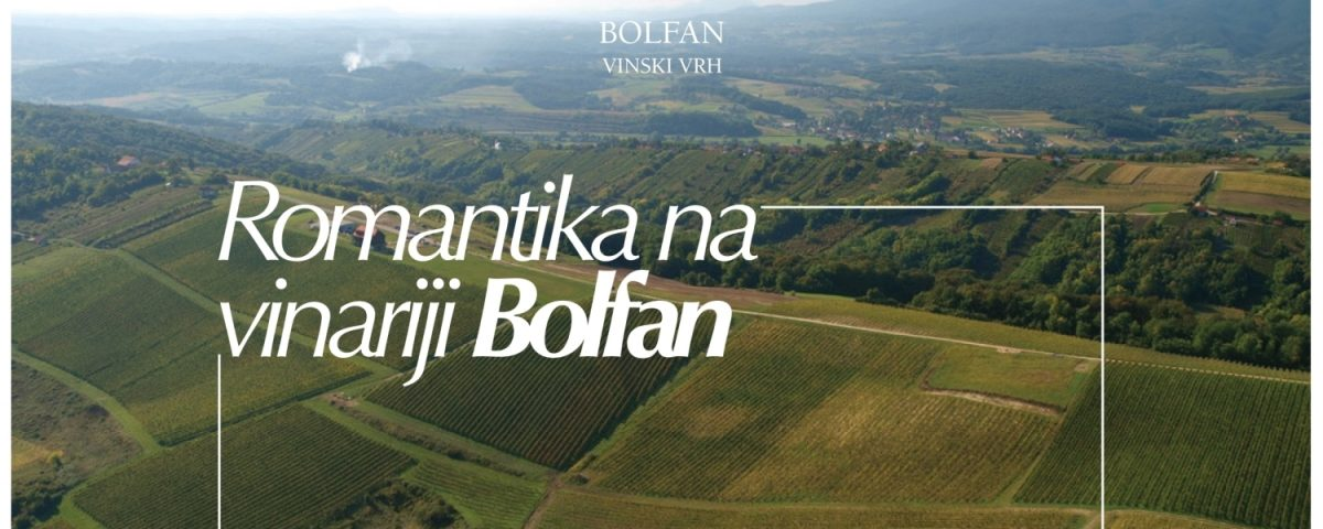 Romantika na vinariji Bolfan