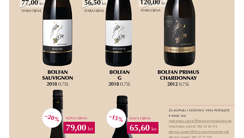 Jesen s eko Bolfan vinima 2021